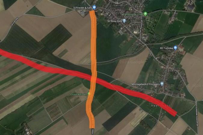 Ongelukskruising Kenkersweg tussen Sibbe en Margraten wordt overzichtelijker