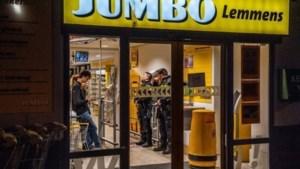 Politie houdt verdachte aan voor gewapende overval op Jumbo