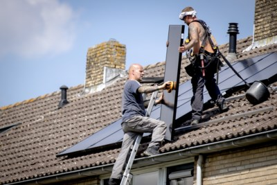 Daken Noord- en Midden-Limburg moeten vol zonnepanelen