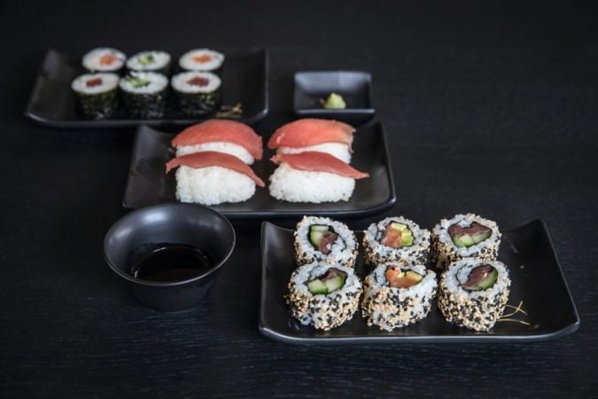 Zo maak je in 8 stappen thuis zelf de lekkerste sushi