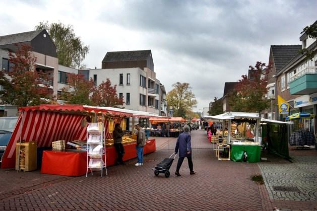 Marktkramen Gulpen terug naar Looierstraat, maar wel verder uit elkaar