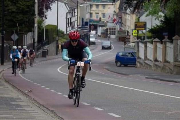 66 keer de Daalhemerweg op in plaats van zes keer de Alpe d'Huez