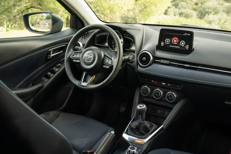 Mazda 2 Skyactiv 90 is onopvallend goed