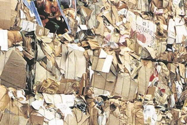 Inzameling oud papier komt in Meerssen weer op gang