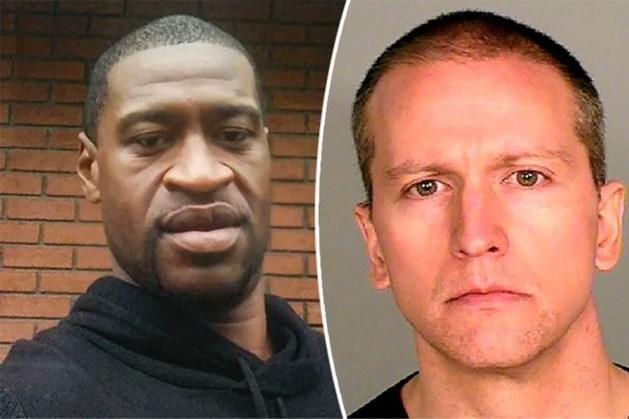 Agent die George Floyd met knie verstikte aangeklaagd voor moord