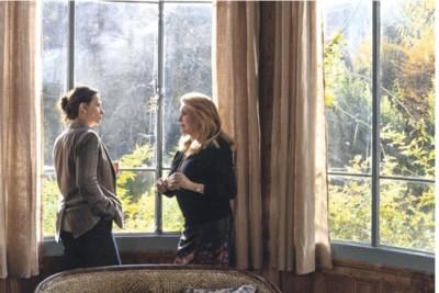 Juliette Binoche heeft de rollen voor het kiezen: 'Mijn werkdrift is een vorm van luxe'