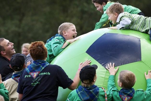 Toch zomerkamp voor Welpen Scouting Voerendaal