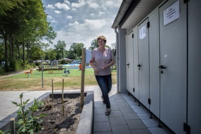 Op de camping in Zeeland mag je plassen, in Limburg niet