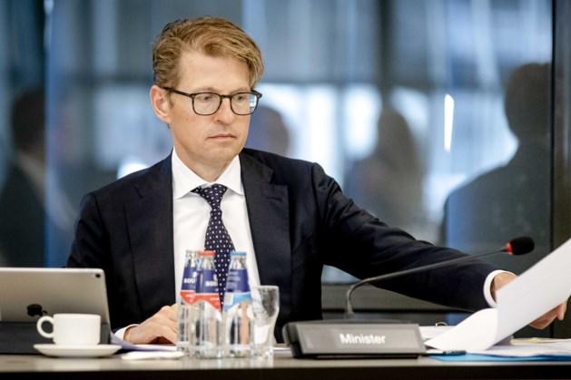 Plan staatssecretaris Dekker: vordering moeten kunnen dienen als onderpand