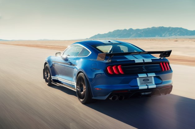 Showmachine Ford Mustang Shelby GT500