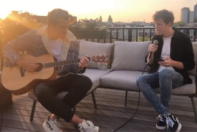 Lex Uiting zoekt Limburgse vaders en zonen voor nieuwe videoclip