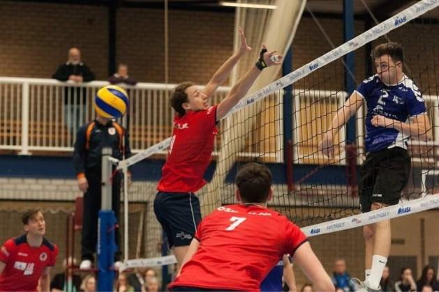 Volleyballer Dion Verweij zet weer een stap omhoog