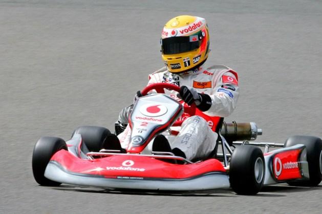 Geen GK4-wedstrijd op Raceway Venray