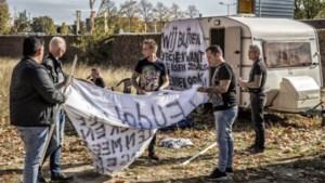 Conflict over gang van zaken komst extra woonwagens Heythuysen