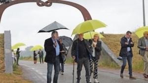 Knopenroute Baarlo weer compleet: de dijk heeft weer een Dijkknoop