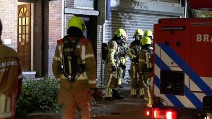 Nachtelijke brand in woning Venlo, politie doet onderzoek