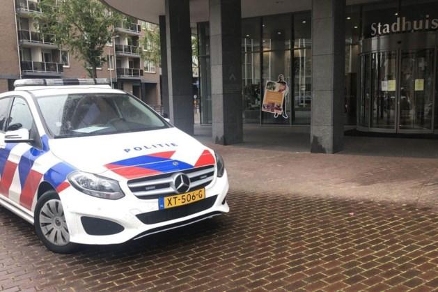 Pistoolkogel gevonden bij ingang stadhuis Weert