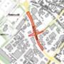 Diverse klussen aan en rond Kerenshofweg in Geleen