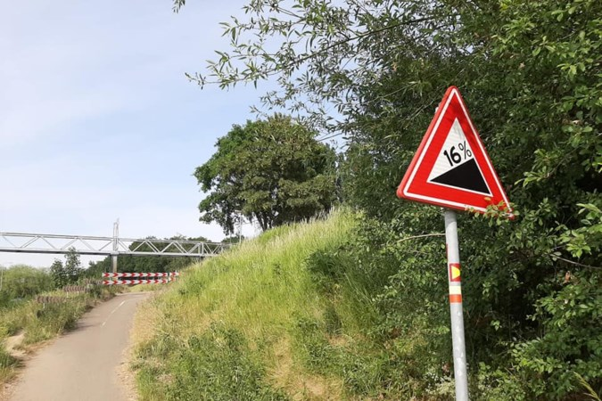 'Gevaarlijk fietspad Belfeldse stuw moet aangepakt worden'
