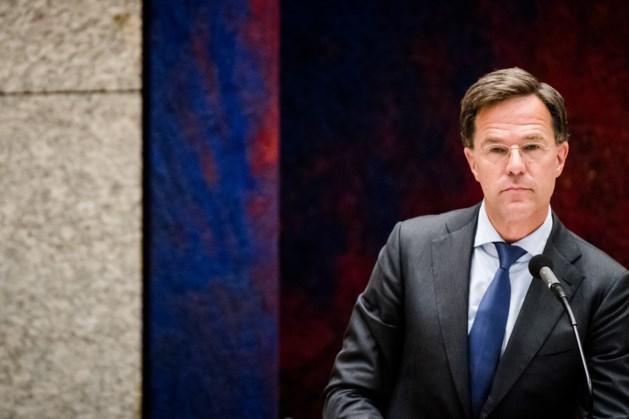 Rutte denkt niet langer onbekommerd over Zwarte Piet