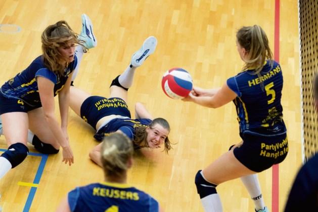 Volleybalteams Fast en Peelpush beginnen met uitwedstrijd