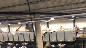 Rd4: geen risico met kwetsbare medewerkers sorteercentrum