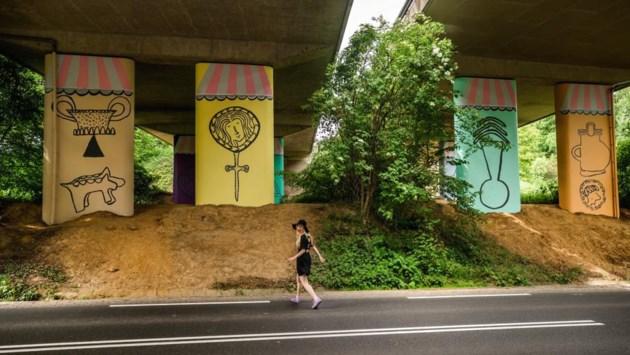 Tussen Bochtoltz en Berlijn: kunstenares Tanja Ritterbex wil graag een 'gekkie' blijven