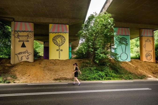 Tussen Bocholtz en Berlijn: kunstenares Tanja Ritterbex wil graag een 'gekkie' blijven