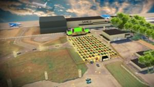 Plan voor drive-in evenemententerrein op Maastricht Aachen Airport