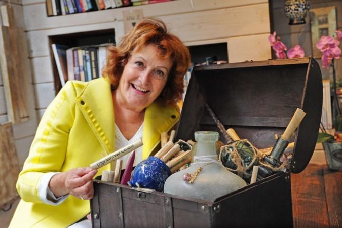 Caroline 'Van Toverland' trekt met haar magische schatkist de (bedrijfs)wereld in