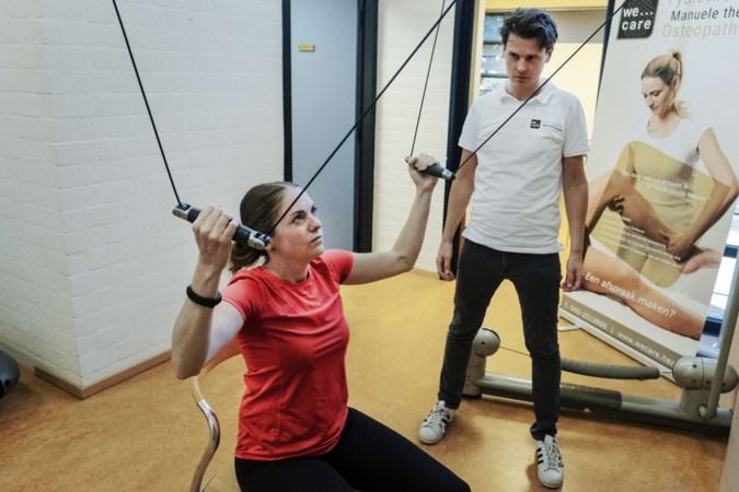Niemand die coronapatiënt Marjolein doorverwees naar een longfysiotherapeut