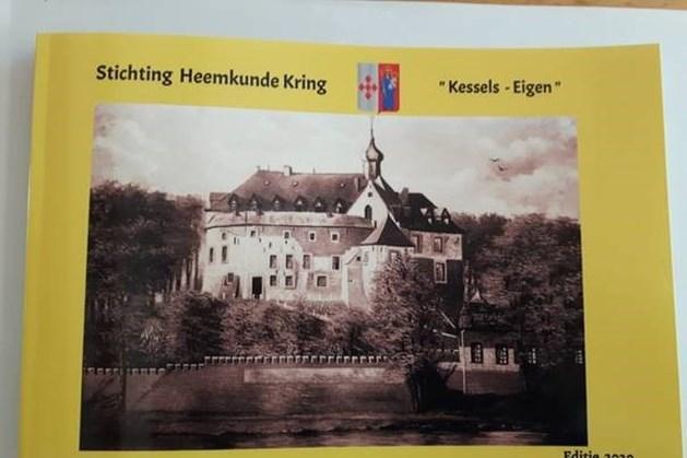 Heemkundevereniging Kessel presenteert eerste boek