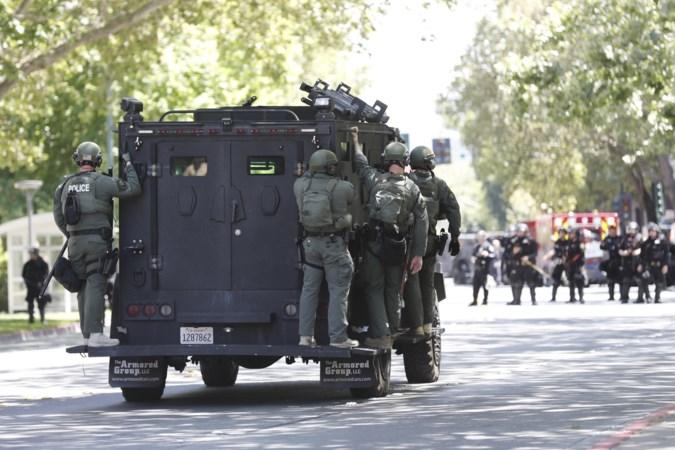 De wijkagent werd een militaire vechtagent