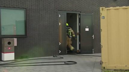 Video: Brand bij tankstation aan A73 bij Roermond