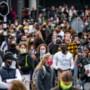 Demonstratie tegen racisme Eindhoven zonder incidenten verlopen