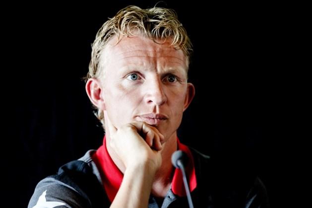 Dirk Kuyt zoekt de luwte op vanwege breuk met zijn vrouw