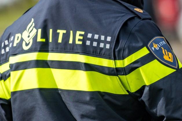 Politie Maastricht blokkeert en verwijdert schelders