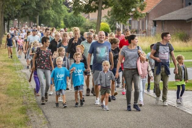 Kids kunnen op eigen houtje avond4daagse lopen