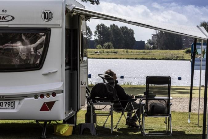 We kunnen straks weer naar de camping, maar mag je daar dan wel zwemmen?
