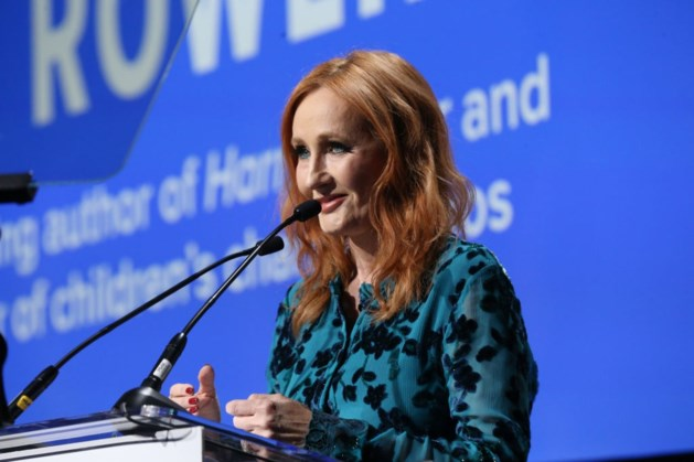 J.K. Rowling onder vuur om uitspraken op Twitter
