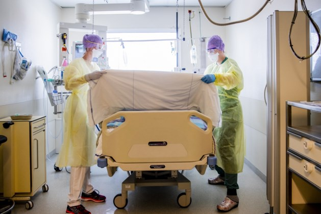 Aantal coronapatiënten op de intensive cares niet veranderd