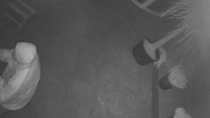 Politie geeft foto vrij van inbreker die meermaals toesloeg in Lottum