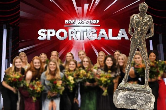 NOC*NSF zet streep door Sportgala 2020