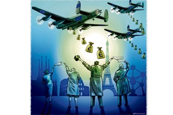 Europese steun in de coronacrisis: waar komen al die miljarden vandaan?