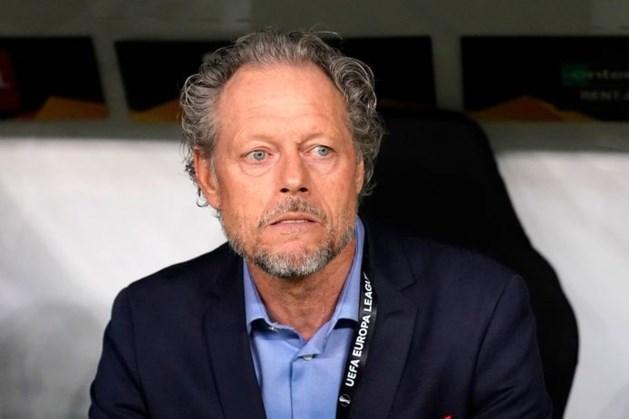 Michel Preud'homme stopt als trainer bij Standard Luik