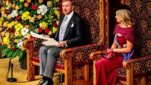 Corona houdt koning uit de Ridderzaal deze Prinsjesdag