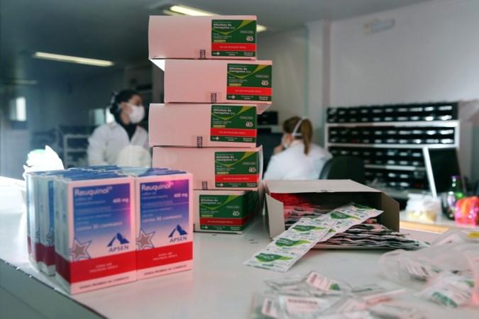 Vakgenoten voelden al nattigheid over studie werking antimalariamiddelen