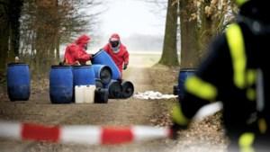 Limburgse gemeenten krijgen driekwart van de opruimkosten voor drugsafval terug