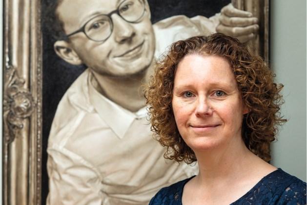 Limburgse kunstenaars: Daisy van Montfort uit Reuver vindt dat eigenlijk iedere schilder een keer zichzelf moet portretteren