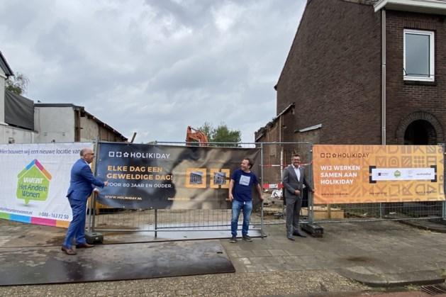 Bouw zorgcomplex met zeventien woningen in Klimmen van start